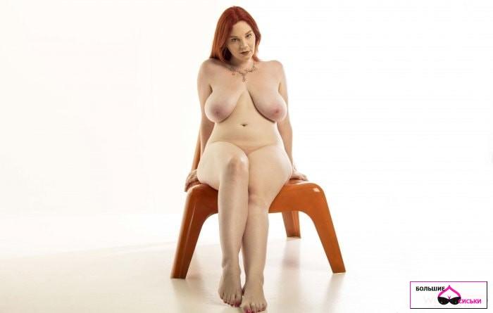 Рыжие с голыми сиськами фото